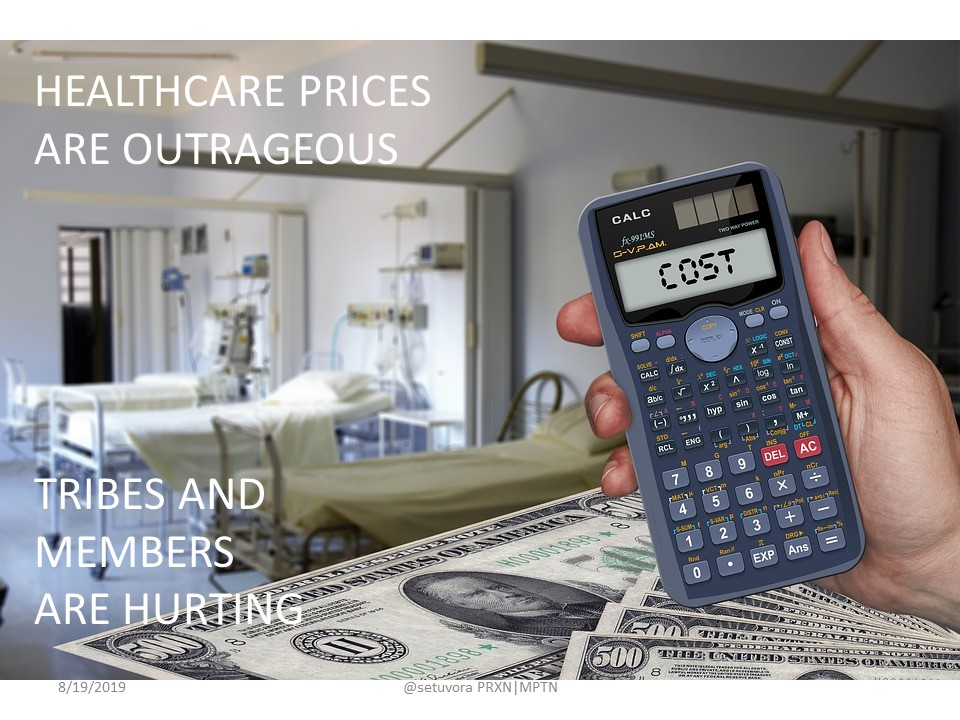 Healthcare Prices are Outrageous